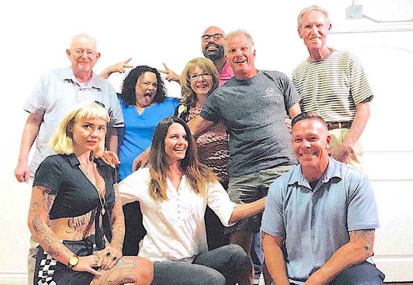 Peter Looney - Filming Acting Classes